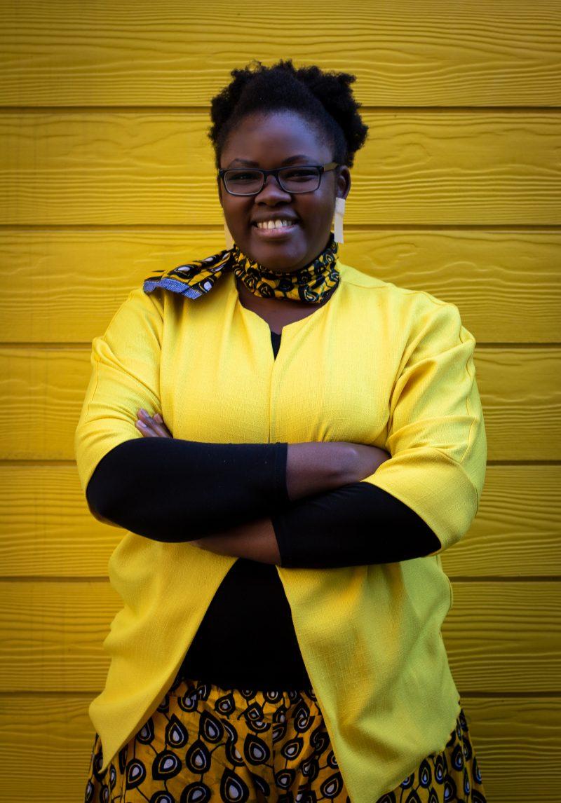 Beatrice Ngalula Kabutakapua here is the truth on why I started my business Yana Binaev photo No bleach for me
