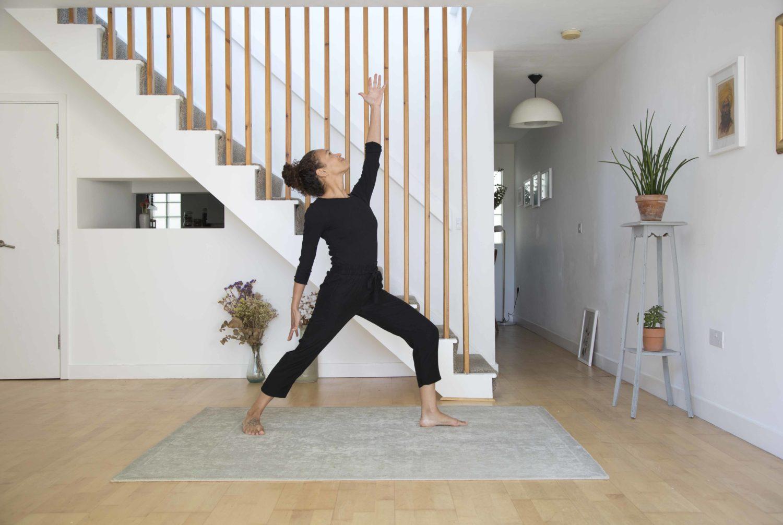 Zakiya Bishton Mindwalk Yoga
